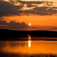 O Sol da Meia Noite na Suécia