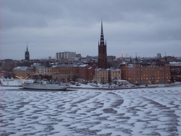 snow-stockholm