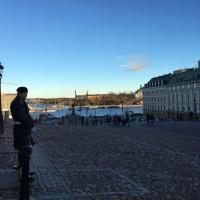 Passeando pela Cidade Antiga (Gamla Stan) em Estocolmo