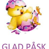 Glad Påsk (Feliz Páscoa)